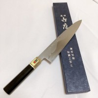 Кухонный нож Miwa Ikeda Honyaki Gyuto 240mm - Интернет магазин Японских кухонных туристических ножей Vip Horeca