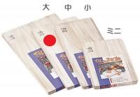 Разделочная доска Fujita Woodworks Paulownia 420х230х20mm - Интернет магазин Японских кухонных туристических ножей Vip Horeca