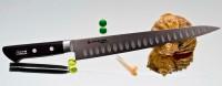 Кухонный нож Fujiwara Kanefusa FKS Sujihiki 270mm - Интернет магазин Японских кухонных туристических ножей Vip Horeca