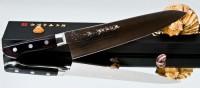 Кухонный нож Hattori HD Western Deba 240mm - Интернет магазин Японских кухонных туристических ножей Vip Horeca