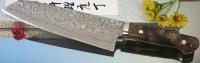 Кухонный нож Mr. Itou (Hiroo Itou) R2 Santoku 195mm - Интернет магазин Японских кухонных туристических ножей Vip Horeca