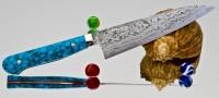 Кухонный нож Mr. Itou (Hiroo Itou) R2 Petty 135mm - Интернет магазин Японских кухонных туристических ножей Vip Horeca