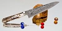Кухонный нож Mr. Itou (Hiroo Itou) R2 Petty 150mm - Интернет магазин Японских кухонных туристических ножей Vip Horeca