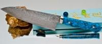 Кухонный нож Mr. Itou (Hiroo Itou) R2 Gyuto 215mm - Интернет магазин Японских кухонных туристических ножей Vip Horeca