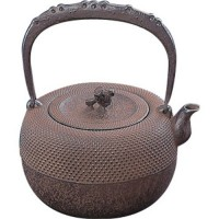 Чугунный чайник нанбу текки IWACHU 1,5л - Интернет магазин Японских кухонных туристических ножей Vip Horeca