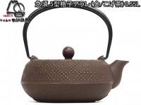 Чугунный чайник IWACHU для чайной церемонии 0,55л - Интернет магазин Японских кухонных туристических ножей Vip Horeca