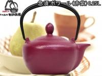 Чугунный чайник IWACHU для чайной церемонии 0,25л - Интернет магазин Японских кухонных туристических ножей Vip Horeca