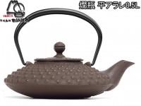 Чугунный графин IWACHU для сакэ 0,5л - Интернет магазин Японских кухонных туристических ножей Vip Horeca