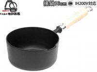 Чугунный ковшик IWACHU 16см - Интернет магазин Японских кухонных туристических ножей Vip Horeca