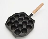 Чугунная форма для выпечки IWACHU, индукция - Интернет магазин Японских кухонных туристических ножей Vip Horeca