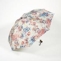Зонт Maehara, серия Monet-TU, Flowers / Light Green - Интернет магазин Японских кухонных туристических ножей Vip Horeca