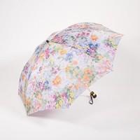 Зонт Maehara, серия Monet-TU, Flowers / Light Purple - Интернет магазин Японских кухонных туристических ножей Vip Horeca
