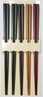 Набор японских палочек (хаси), 5 шт., риски - Интернет магазин Японских кухонных туристических ножей Vip Horeca