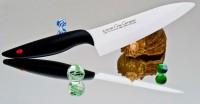 Кухонный нож Kasumi Ceramic Gyuto 160mm - Интернет магазин Японских кухонных туристических ножей Vip Horeca