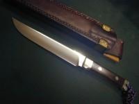 Нож Katsumi Kitano Makiri - Интернет магазин Японских кухонных туристических ножей Vip Horeca