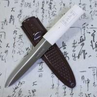 Makiri  Masahiro 150mm (в пластиковых ножнах) - Интернет магазин Японских кухонных туристических ножей Vip Horeca