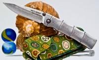 Складной нож MCUSTA MC-33D Take - Интернет магазин Японских кухонных туристических ножей Vip Horeca