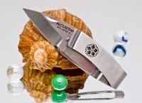 Складной нож Money Clip (Маниклип) MCUSTA MC-82 Kikyo - Интернет магазин Японских кухонных туристических ножей Vip Horeca