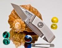 Складной нож Money Clip (Маниклип) MCUSTA MC-84 Fuji - Интернет магазин Японских кухонных туристических ножей Vip Horeca