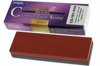 Японский водный камень Naniwa Combination Stone 120/1000 grit - Интернет магазин Японских кухонных туристических ножей Vip Horeca