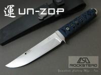 Rockstead UN-ZDP - Интернет магазин Японских кухонных туристических ножей Vip Horeca