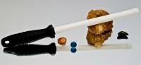 Мусат керамический (белый) - Интернет магазин Японских кухонных туристических ножей Vip Horeca