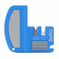 Точилка Smith`s (США) Точилка для ножей и рыболовных крючков (синяя), 50622 - Интернет магазин Японских кухонных туристических ножей Vip Horeca