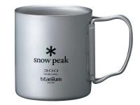 Кружка Snow Peak 300ml (двойная стенка) - Интернет магазин Японских кухонных туристических ножей Vip Horeca