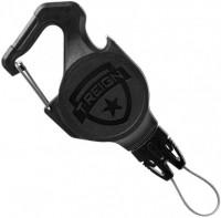 Ретрактор (рулетка) T-reign, размер S,  карабин, 0TRC-4111 - Интернет магазин Японских кухонных туристических ножей Vip Horeca
