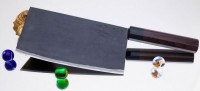 Кухонный нож HOCHO NAS Takeda Chines Cleaver 210mm - Интернет магазин Японских кухонных туристических ножей Vip Horeca