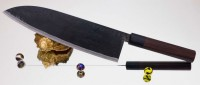 Кухонный нож HOCHO NAS Takeda Gyuto 210mm - Интернет магазин Японских кухонных туристических ножей Vip Horeca