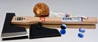 Топор Senkichi 390mm - Интернет магазин Японских кухонных туристических ножей Vip Horeca
