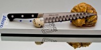 Кухонный нож Misono UX10 Steel с проточкой Petty 120mm - Интернет магазин Японских кухонных туристических ножей Vip Horeca