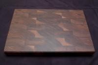 """Доска разделочная торцевая BoardSMITH Орех 12""""х18"""" - Интернет магазин Японских кухонных туристических ножей Vip Horeca"""